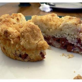 Cherry Coffeecake