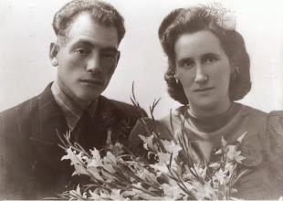 Photo: Klaas en Corrie Hadderingh-Kanning