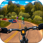Super Cycle Jungle Rider : #1 Cycling Game