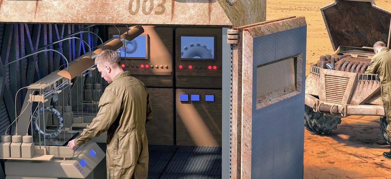 Использование 3D печати в американской армии