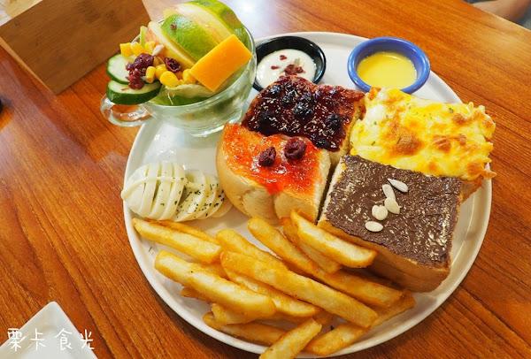 六吋盤早午餐 15種早午餐拼盤平價大份量 (鳳山大東店)