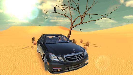 E63 AMG Drift Simulator - náhled