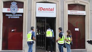 Registro de la sede de iDental en Almería