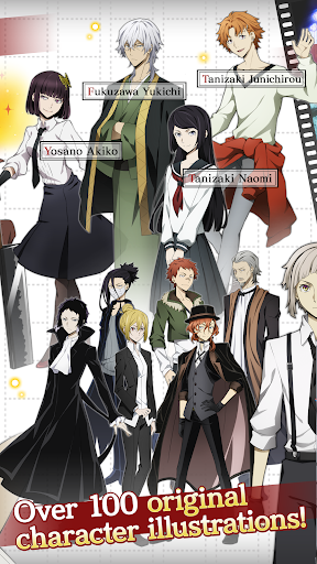 Bungo Stray Dogs: Tales of the Lost 1.1.4 screenshots 3