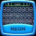 Neon Keyboard Theme icon