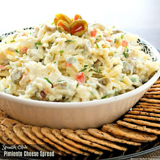 Olive Pimento Cheese Spread Recipes.