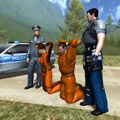 Police Bus Prisoner Encounter
