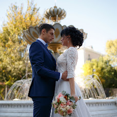 Wedding photographer Sergey Voloshenko (Voloshenko). Photo of 16.10.2017