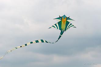 Photo: En ja hoor, hij staat weer in de lucht.