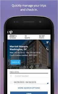 Marriott International - screenshot thumbnail
