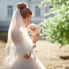 Wedding photographer Tatyana Kovaleva (TatyanaK). Photo of 19.08.2014