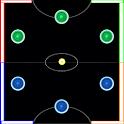 Air Hockey Glow In The Dark icon