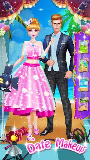 ud83dudc57ud83dudcc5Princess Beauty Salon 2 - Love Story  screenshots 15