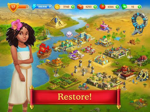 Cradle of Empires Match-3 Game  screenshots 7
