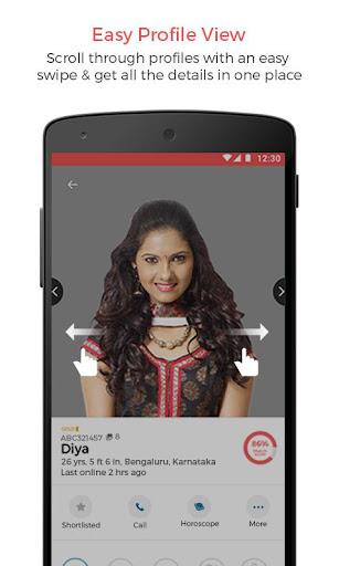 Dheevara Matrimony - Marriage & Wedding App screenshots 3