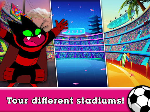 Toon Cup 2020 - Cartoon Network's Football Game 3.12.9 screenshots 11