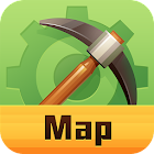 Master Map for Minecraft PE icon
