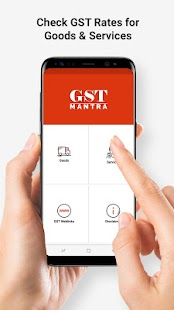GST Mantra: Rates, Details, Register, GST 2018 - náhled
