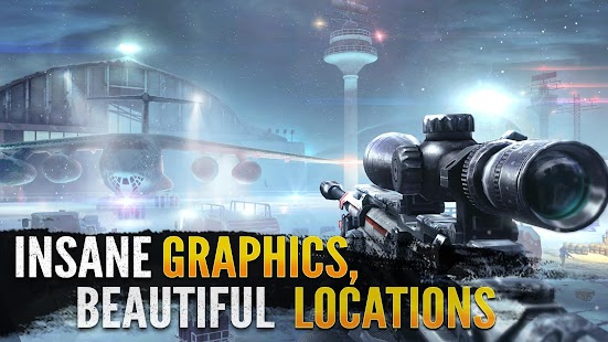 Sniper Fury- screenshot