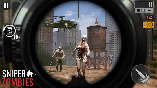 Sniper Zombies: Offline Shooting Games 3D Mod Apk 1.44.0 (Unlimited Money) 1