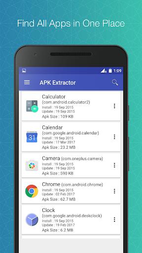 APK Extractor - Creator 1.2.7 screenshots 2