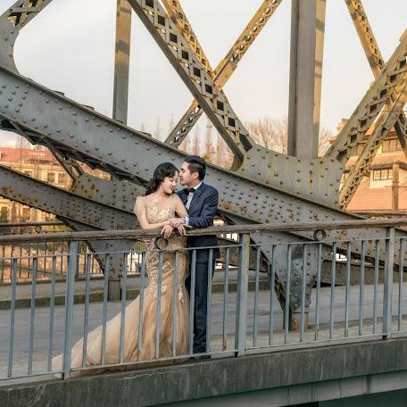 婚礼摄影师 Han Haicheng (HanHaiCheng). 29.12.2017的图片