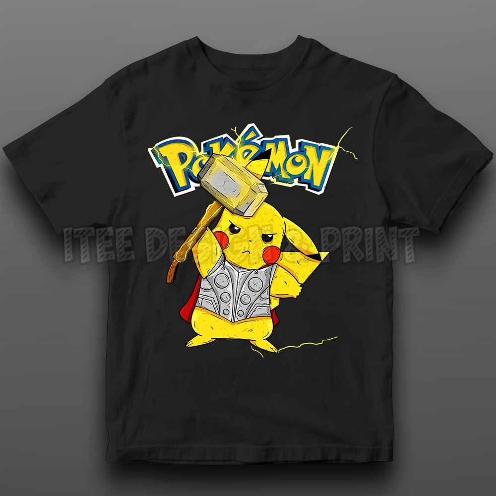 Pokemon Pikachu Thor 13