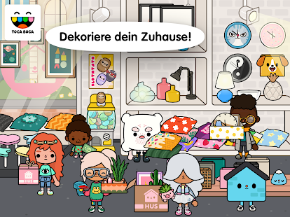 Toca Life: Neighborhood Screenshot