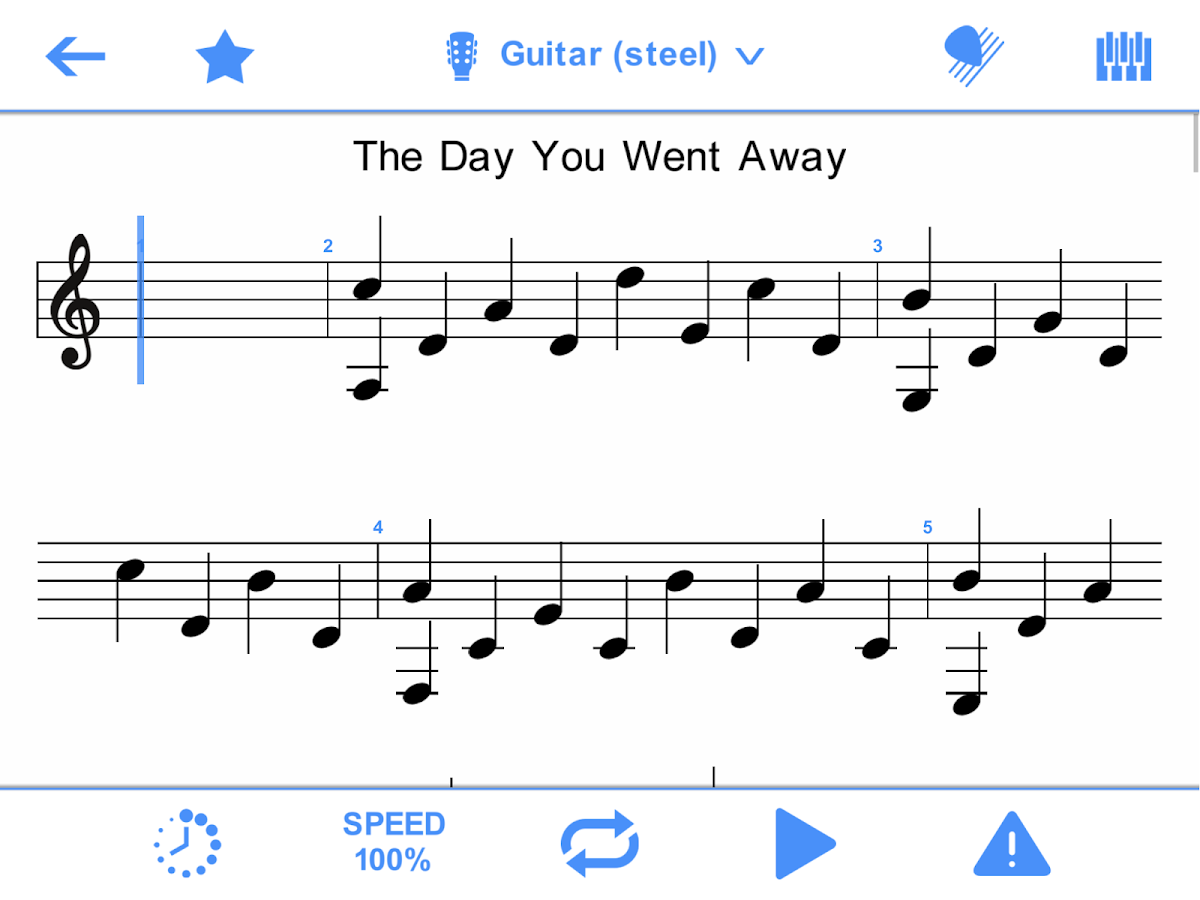 Perfect guitar tabs chords android apps on google play perfect guitar tabs chords screenshot hexwebz Choice Image