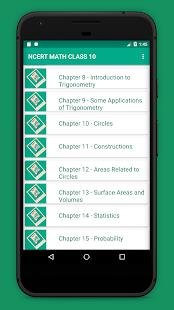 Ncert Math Class 10 Solutions - náhled