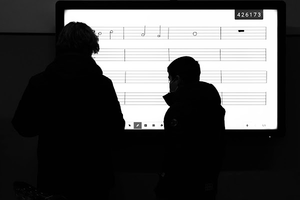 Primi passi nella musica di adimar