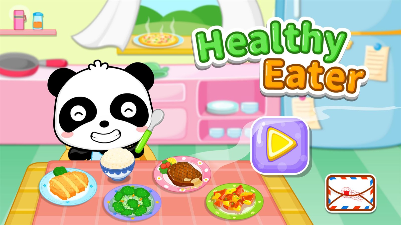 Healthy Eater - Baby's Diet- screenshot