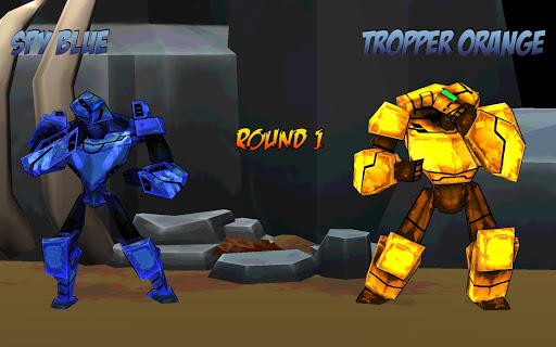 Robot Clash Fight for Planet