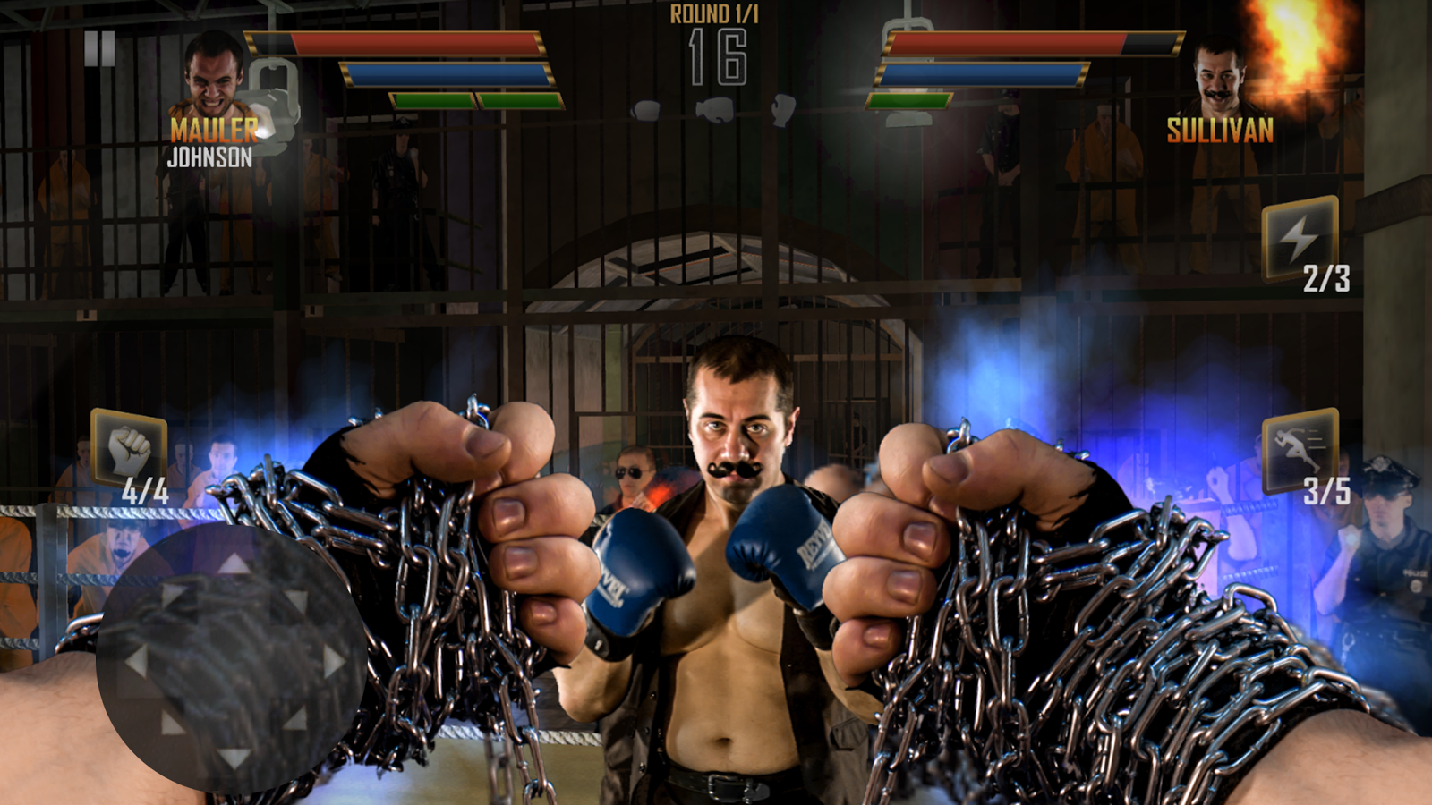 Boxing Combat- screenshot