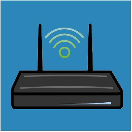 無線LANのパスワー 工具 App LOGO-硬是要APP