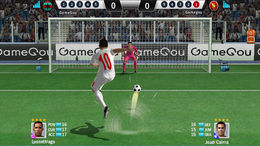 Soccer Shootout 0.8.7 screenshots 1
