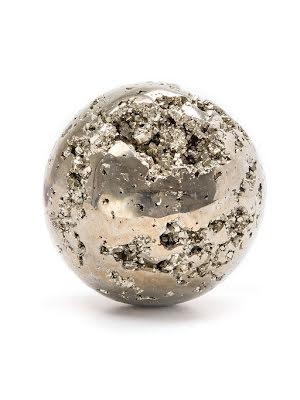 Pyrit, kristallkula