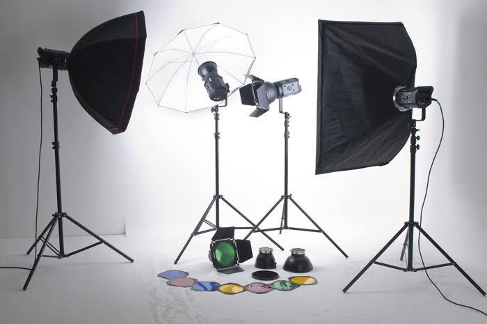 Alquiler de equipos de fotografía