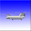 CH-47D Chinook -10 Flash Cards icon