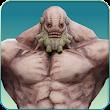 Fighter Monster Superhero ninja Fighting Battle icon
