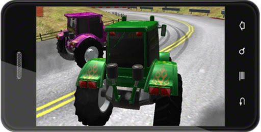 tractor driving mania
