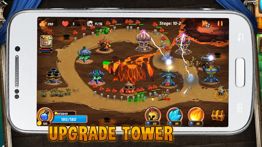 Tower Defense Battle screenshot