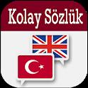 Kolay Sözlük İngilizce Türkçe  İngilizce Netsiz icon