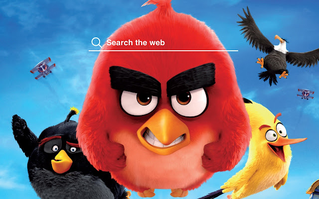 Angry Birds Movie 2 Hd Wallpapers Theme