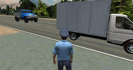 Traffic Police Simulator