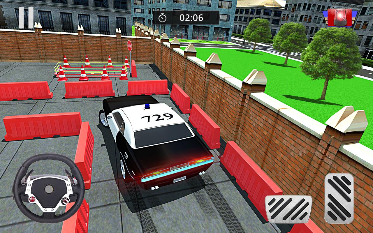 Car Parking Games - Free Web Arcade