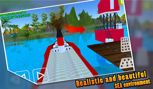 Transporter Ship Shark Aquarum screenshot 16