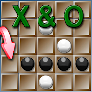 Tic Tac Toe x 5 as Gomoku