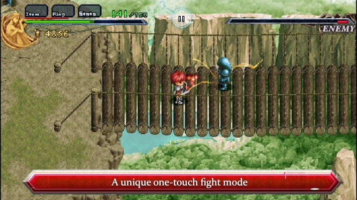 Ys Chronicles 1 - screenshot