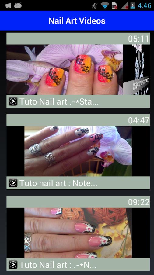 New nail art videos 2016 android apps on google play new nail art videos 2016 screenshot sciox Choice Image